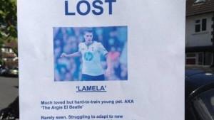 """Erik Lamela, """"lost"""" per i tifosi del Tottenham"""