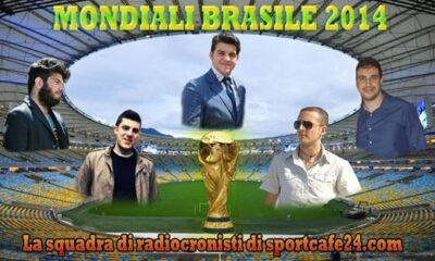 La squadra dei radiocronisti di SportCafe24.com