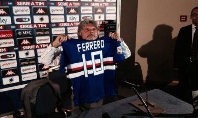 Ferrero nuovo presidente della Sampdoria