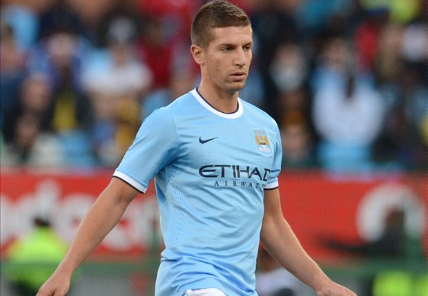 Il difensore serbo Nastasic.