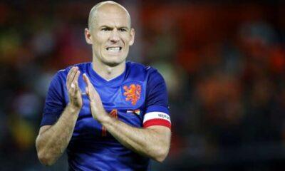 Robben vuole trascinare l'Olanda alle semfinali del mondiale