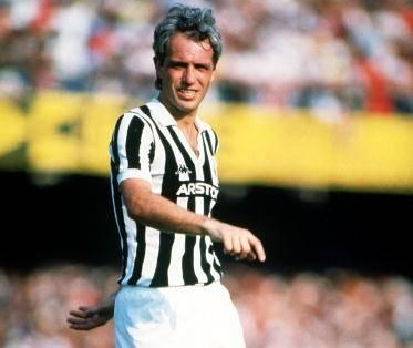 Bettega, qui con la maglia della Juventus, saltò per infortunio il Mundial del 1982
