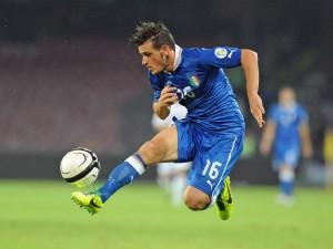 Alessandro Florenzi, possibile perno dell'Italia del futuro