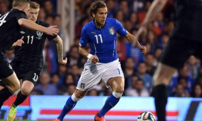 Alessio Cerci con la maglia dell'Italia