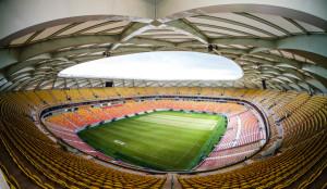 Arena Amazonia - interno