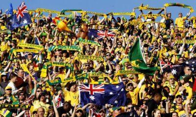 Australia-tifosi