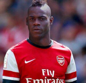 Balotelli potrebbe trasferirsi all'Arsenal