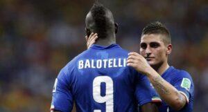 Balotelli e Verratti presente e futuro dell'Italia