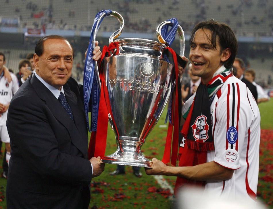 Inzaghi è ufficialmente il nuovo tecnico del Milan