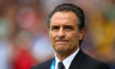 Cesare Prandelli, ex commissario tecnico della Nazionale