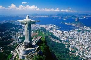 Mondiali: Il Cristo Redentor, simbolo di Rio e del Brasile