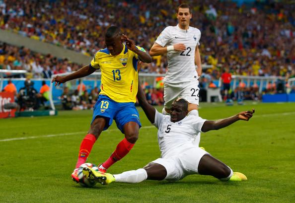 Ecuador-Francia finisce 0-0