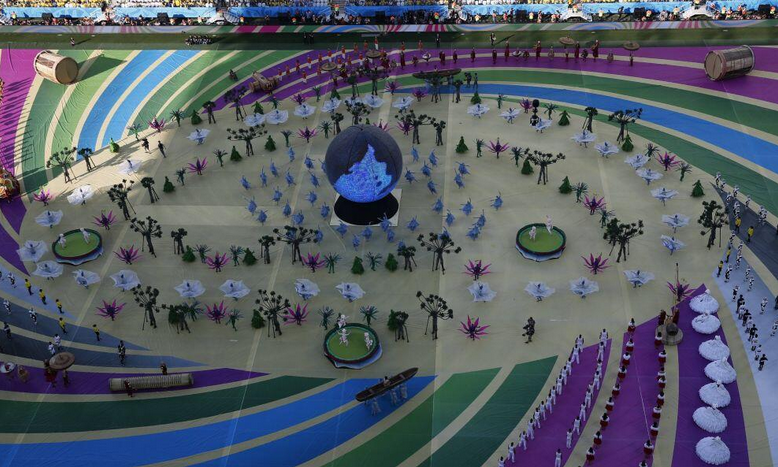 Cerimonia d'apertura Mondiali 2014