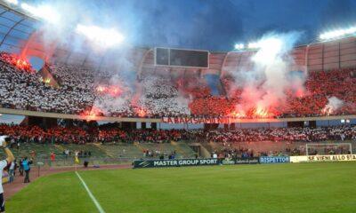 Bari e Latina si affrontano nell'andata delle semifinali playoff, in un San Nicola tutto esaurito