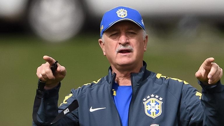 Felipe Scolari, il suo Brasile deve dare delle risposte