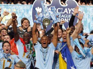 Premier League: Manchester City campione d'Inghilterra