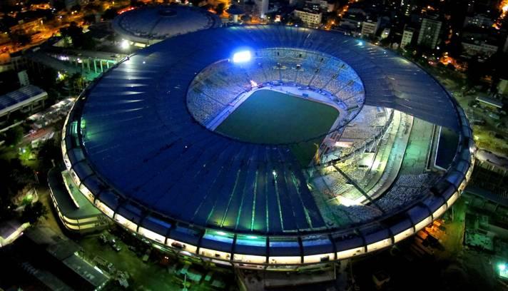 Il teatro della finale, il Maracana