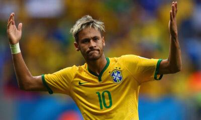 Neymar, protagonista della Copa America.