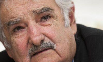Pepe Mujica, presidente dell'Uruguay
