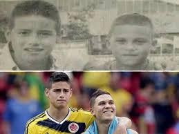 James Rodriguez e Quintero, dall'Envigado alla Nazionale