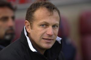 Roberto Breda, allenatore del Latina