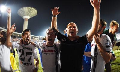 Serie B: il Cesena di Bisoli ha ottenuto la promozione
