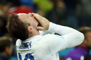 Rooney si dispera, l'Italia tiferà per lui
