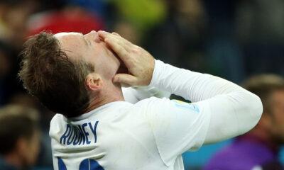 Wayne Rooney, capitano dell'Inghilterra