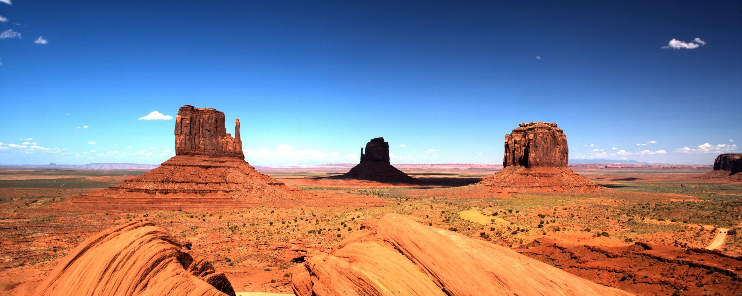 Arizona, USA, Monument Valley, deserto