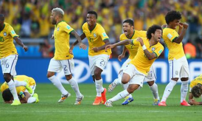 Brasile ai quarti di finale