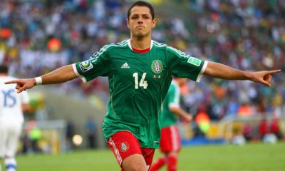 Chicharito Hernandez, uno dei più attesi nella sfida Mondiale Messico-Croazia.