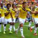 La Colombia batte per 3-0 la Grecia nella prima gara del Mondiale