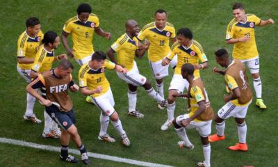 Ottavi di finale: Colombia-Uruguay