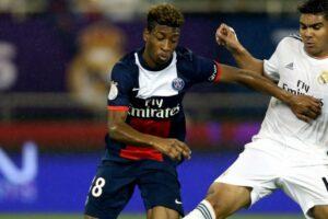 Kingsley Coman arrivato alla Juventus dal PSG