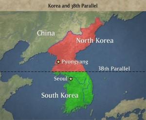 La Corea, una penisola divisa in due.