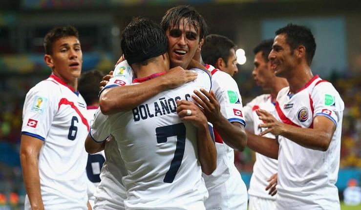 La Costa Rica batte la Grecia ai rigori e accede ai quarti del Mondiale
