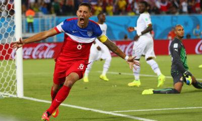 Dempsey guida gli USA contro il Ghana.