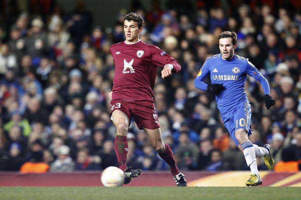 Il Milan interessato ad Eremenko, con un possibile scambio con Birsa