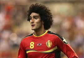 Belgio-Algeria 2-1: Fellaini, autore del momentaneo 1-1