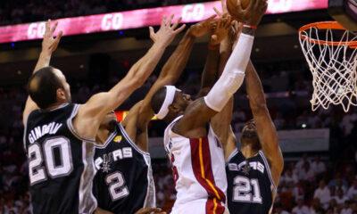 LeBron James contro tutti in gara 2 delle Nba Finals.