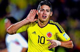 James Rodriguez, grande protagonista nel Mondiale brasiliano