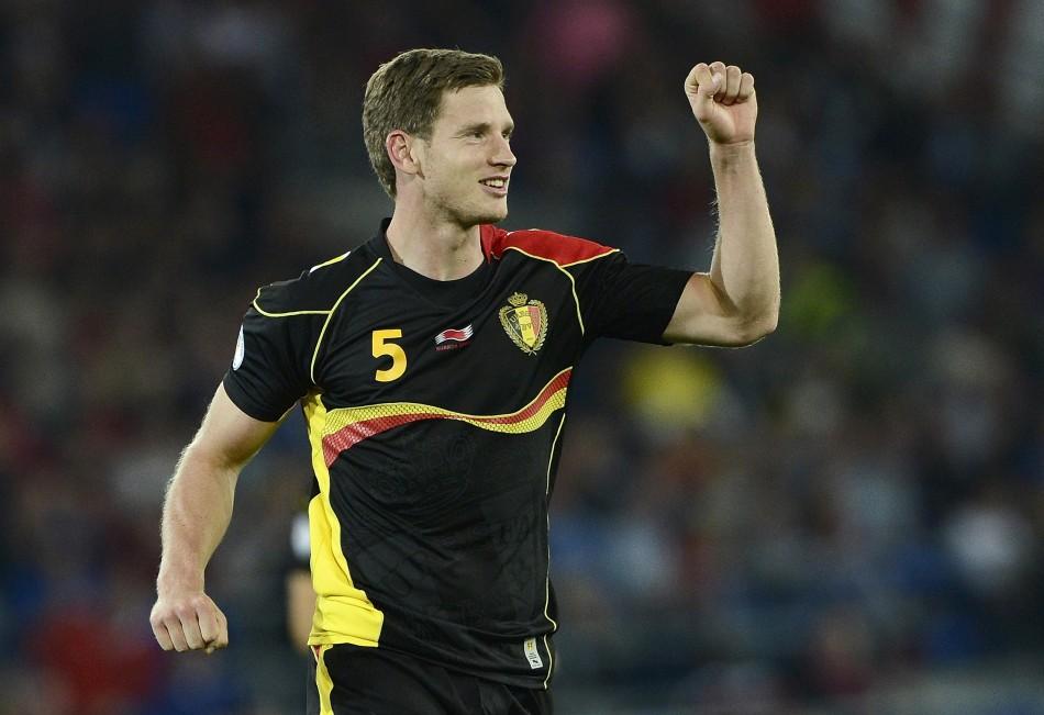 Vertonghen, leader del Belgio.