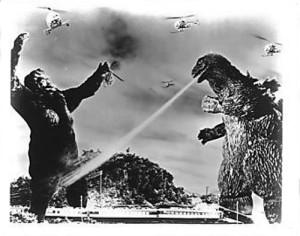 King Kong contro Godzilla