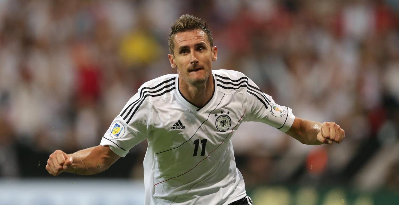 Klose, entra nella storia dei Mondiali con il 16esimo gol nelle fasi finali