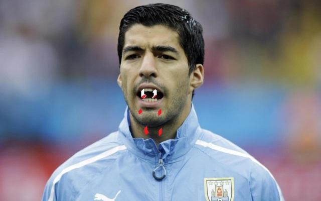 Hannibal Suarez, il Cannibale colpisce ancora
