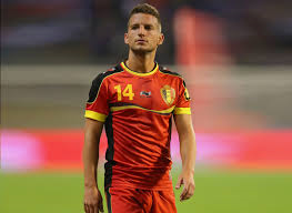 Dries Mertens, protagonista di un brutto incidente in Belgio-Galles