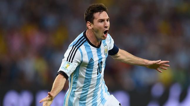 Lionel Messi deve guidare l'Argentina al titolo contro la Germania
