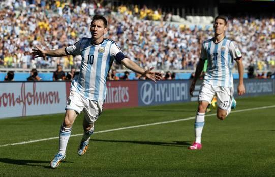 Messi decide la sfida contro l'Iran