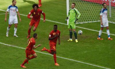 Le Pagelle di Belgio-Russia 1 a 0. Origi manda i Diavoli Rossi agli ottavi