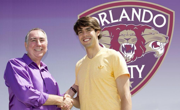 Ricardo Kakà lascia il Milan per l'Orlando City